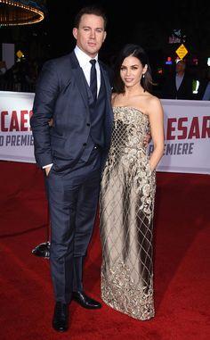 Channing Tatum & Jenna Dewan-Tatum from The Big Picture: Today's Hot Pics | E! Online