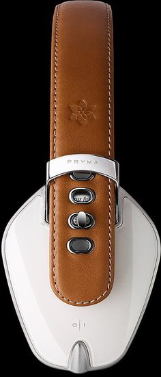 Handcrafted in Italy with the finest quality materials, PRYMA headphones by World of McIntosh combine world class sound with high-end style. Explore our customizable designs and look as unique as you listen.