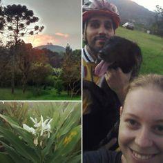 Passeio em família.  #quevenhaoinverno2016 #comidadeverdade #paleo #vidasaudável #lowcarb #atividadefisica #dietasemsofrer #semfingimento #15DiasBichoEPlanta #unidasnobichoeplanta #juntasnobichoeplanta #caminhada #boatardee #foconadieta #foconoobjetivo #qualidadedevida #vidasaudável #boanoite #caminhada #bike #ciclismo #pedal #instabike by santa_receita