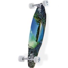 sector 9 longboards | Longboard sector nine - Skateboard Complete - Sidewinder - Tree Barrel