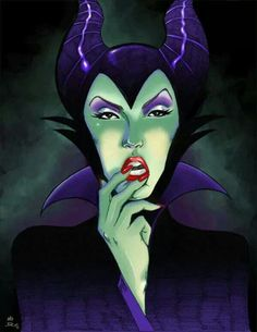 Malificent - Evil do-er. Is they're a secret evil lurking to undermine all you do. Remove them from your life.