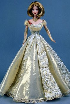 Golden Anniversary Barbie: