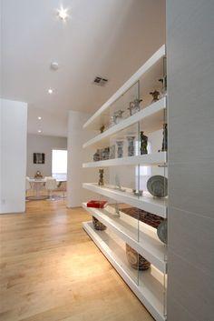 Friendswood House - modern - hall - houston - M+A Architecture Studio