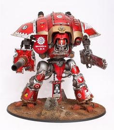 Adeptus Mechanicus Knight