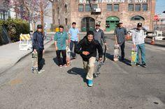 Dickies 2013 Skate Team