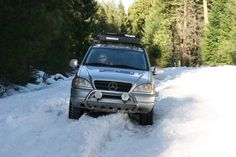 Interested in improving my ML320 off-road capability - Mercedes-Benz Forum