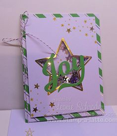 To You and Yours … Shaker Card Kit in the new Holiday Catalogue - lots of fun and kit makes 18 cards! Great for Christmas .. contact me to order