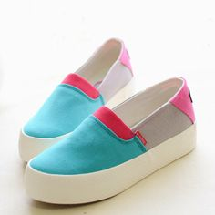 2014 spring and summer new arrival low flat single women's shoes female casual shoes pedal lazy lady's flat sneakers shoes 6 $57.50