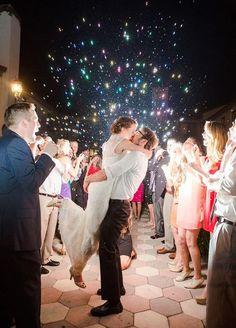24 Non Traditional Wedding Send Off Ideas Wedding The bubble