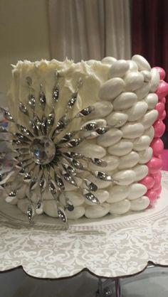My personal Birthday cake I made for myself Definitely Dorsey Event Planners,  Sonya Dorsey