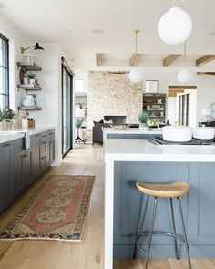 Counterspace for days!!! What makes the top of your list for the perfect kitchen?!!!! #promontoryproject :@travisj_photo