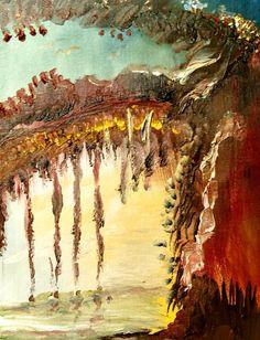 Swamp Tree 11x14 oil painting