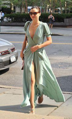Miranda Kerr wears Clothes with lots of air » UniCelebs | Miranda Kerr