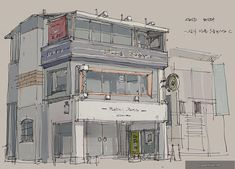 페이퍼블루 컨셉아트 paperblue concept art - Paperblue Gallery1 - Paperblue