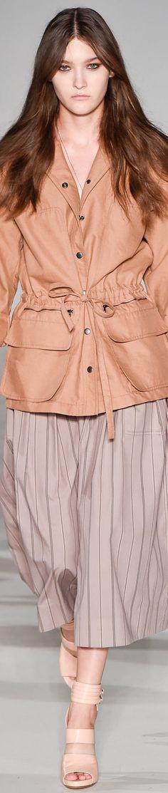 Jill Stuart * Spring 2015 Ready-to-Wear