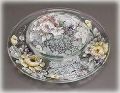Flower paint    Eiko Kawashima: 新大阪せみなー