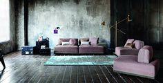 Fantastiche immagini in divani ditre italia su