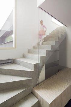 Einfamilienhaus in Esslingen | Architekten Lee+Mir |Architektourist                                                                                                                                                     Mehr