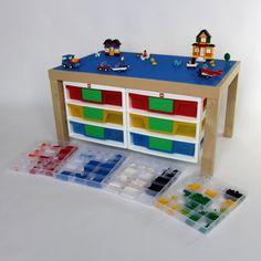 Basement Remodel On Pinterest Modern Basement Lego