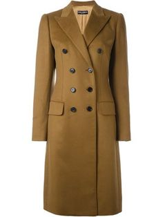Shop Stella McCartney structured overcoat.