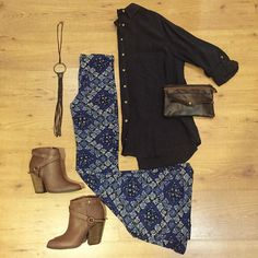 Might as well end the last few days of the year with a good outfit  #studio1220 #newarrivals #allaboutthedetails