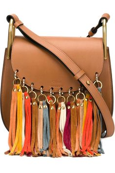 Chloe drew small saddle cross-body bags are the latest fashion trend! If you want to invest your money in a chic shoulder bag; think about Chloe drew cross Fringe Handbags, Fringe Purse, Fringe Bags, Chloe Handbags, Chloe Purses, Brown Crossbody Purse, Leather Crossbody, Crossbody Bags, Leather Bag