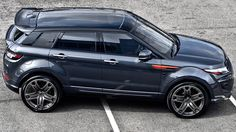 Following on from the release of the striking but cohesive RS250 Vesuvius Copper Evoque, British tuner, Kahn, will unveil their Dark Tungsten RS250 Range Rover Evoque at this weekend's CarFest show in Hampshire in the south of the UK.