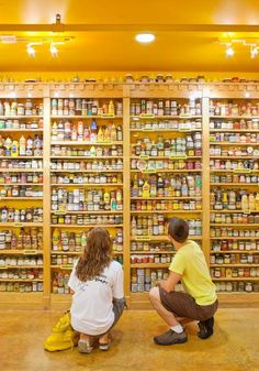 Things to Do in Madison, Wisconsin--National Mustard Museum