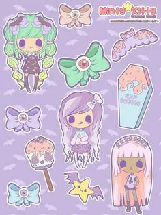 Minty Kitty♡