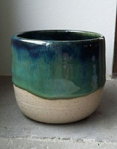 Amaco potter's choice seaweed over obsidian
