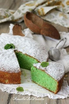 Torta alla menta e cocco, ricetta torta soffice e fresca