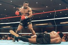 Young Mike Tyson