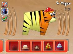best kids apps - Mr Shingus Paper Zoo