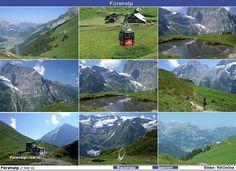 RAOnline Schweiz: Engelberg OW - Fürenalp OW/UR Engelberg, Mountains, Nature, Summer, Travel, Naturaleza, Summer Time, Viajes, Trips