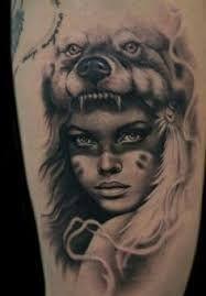 trendy tattoo wolf woman headdress - trendy tattoo wolf woman headdress You are in the right place about trendy tattoo wo - Wolf Tattoos, Head Tattoos, Feather Tattoos, Body Art Tattoos, Sleeve Tattoos, Tatoos, Native Indian Tattoos, Indian Girl Tattoos, Native American Tattoos