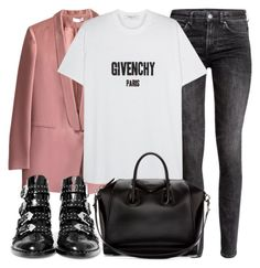 """""""Untitled #3161"""" by elenaday ❤ liked on Polyvore featuring Givenchy and H&M"""