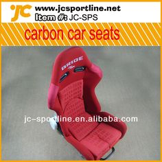Adjustable red car racing seat for BRIDE GIAS II Low Max carbon fiber  racing seats  100~ 300 bb8eb8c48