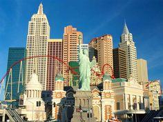 New York Hotel - Las Vegas Nevada