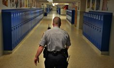 Minneapolis public school board votes to terminate its contract with police Us School, In High School, High School Students, Public School, Back To School, Teenage Behaviour, Behavior, Armed Security Guard, Security Companies