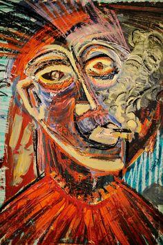 Johannes, Painting, Art, Kunst, Art Background, Painting Art, Paintings, Performing Arts, Painted Canvas