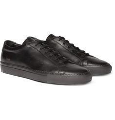 newest 64a03 f6b64  All Black Shoes  van deze winter - Manify.nl