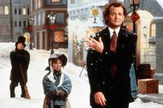 30 Movies To Stream This Holiday Season #refinery29  http://www.refinery29.com/holiday-christmas-movies-streaming#slide5  Scrooged, 1988  How can one of the funniest films of all time still make us blubber like babies in the final scene? Damn you and your selective talking, Calvin (sniff). Watch On: Netflix