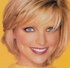 courtney thorne smith | Hair styles