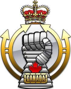 Royal Canadian Armoured Corps (RCAC) #Reba
