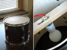 Lindsay's Rocking Drum Light Fixture — Living With Lindsay