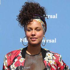 Alicia Keys sans maquillage : Retour remarqué pour une star à nu                                                                                                                                                      Plus