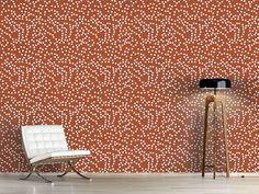 Design #Tapete Pointillismo