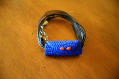 Pretty bracelet Inga by hairofrhino on Etsy, $7.00