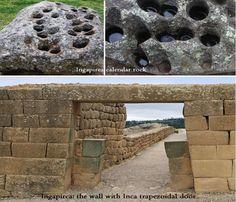 Ancient Ingapirca: Largest And Best Preserved Inca Ruins In Ecuador
