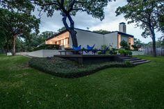 Magnificent Mid-Century Modern Homes Architecture: Impressive White ...